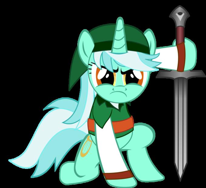 Lyra just got more badass!