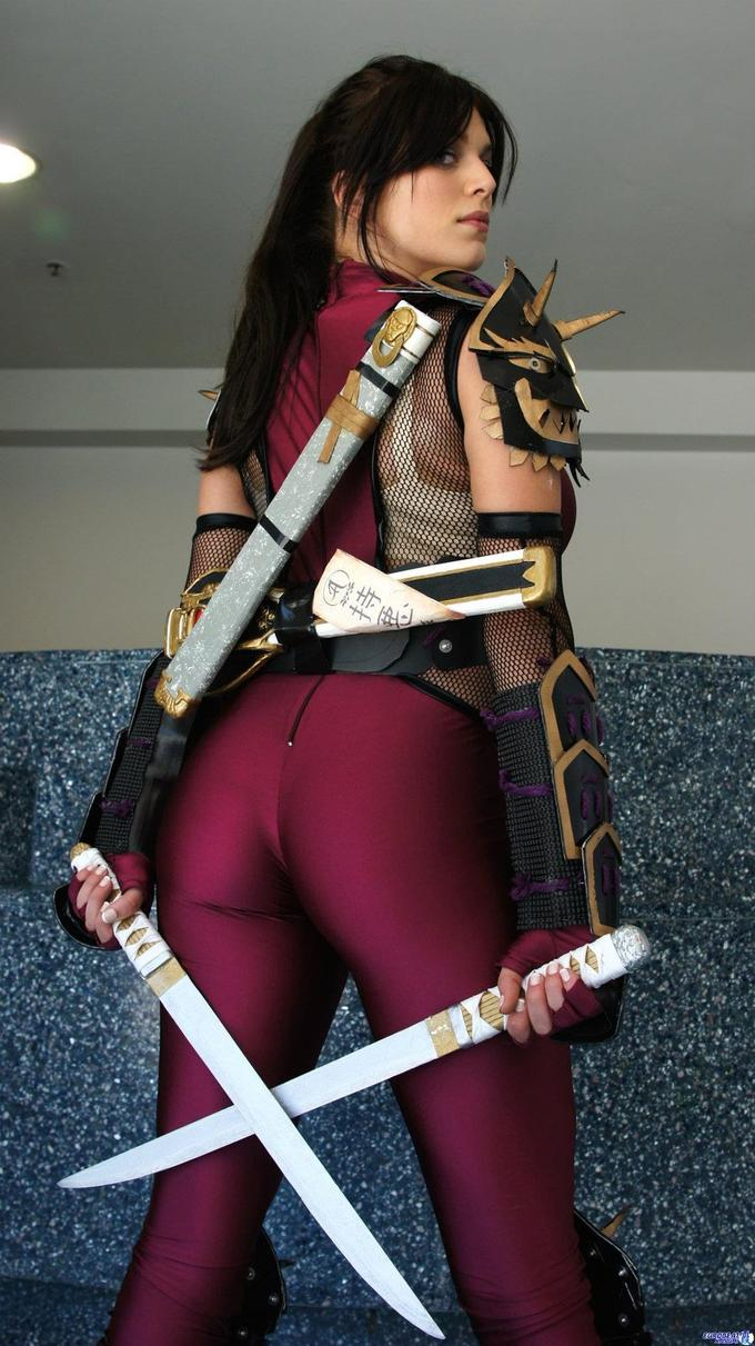 Taki -Soul Calibur