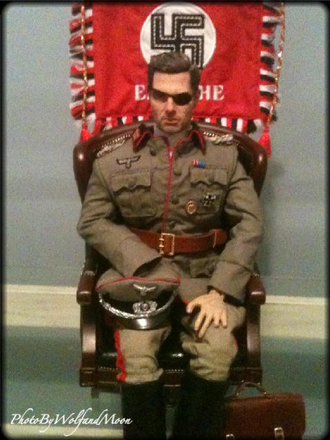 Nazi Throne