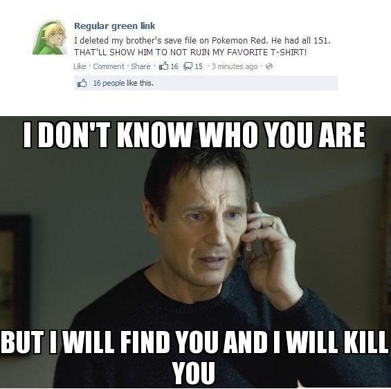 Revenge a la Neeson