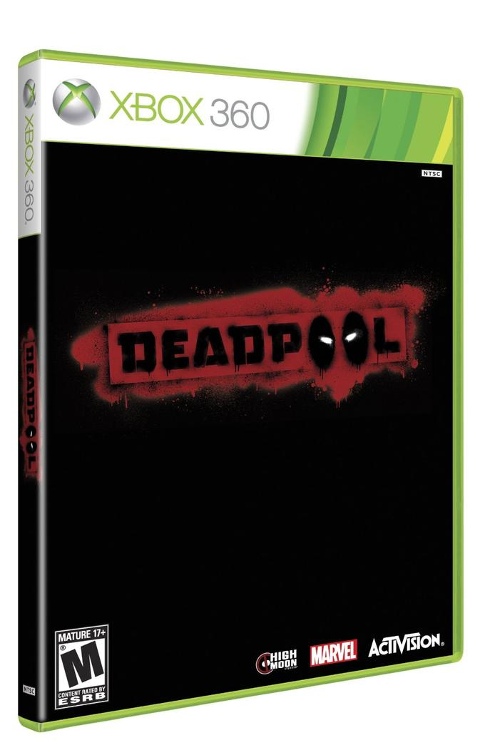 Official Deadpool Video Game
