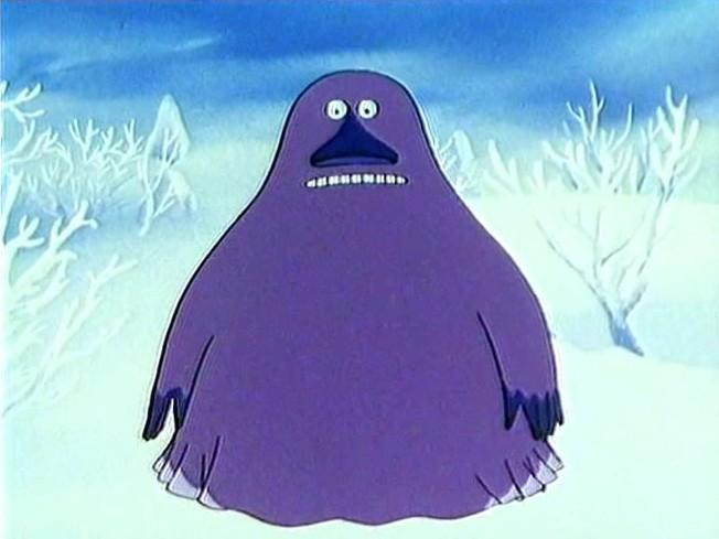 Moomin bogey