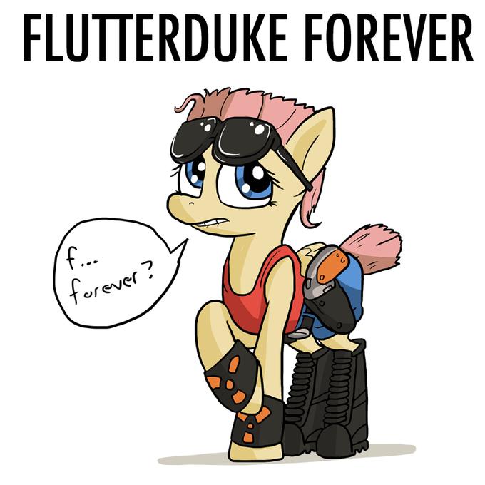 FlutterDuke Forever