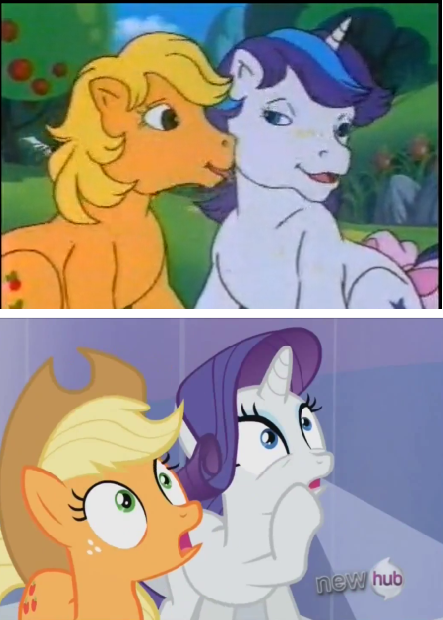 applejack Rarity