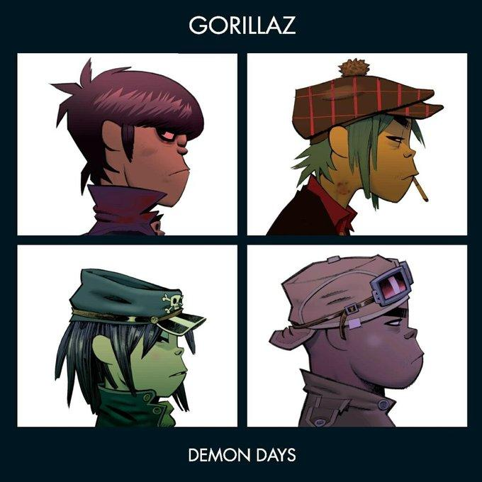 Gorillaz' Demon Days