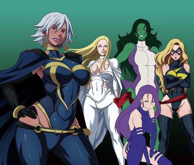 Fapable Femheroes