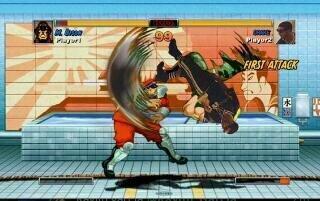 Drake does Street Fighter