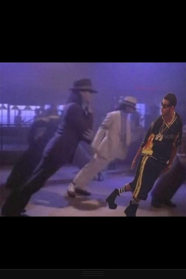 Drake Smooth Criminal lean
