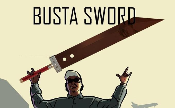 The Balla killin' sword