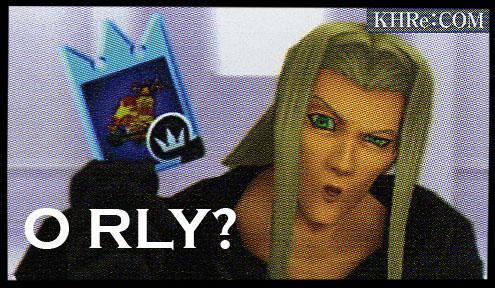 Vexen O RLY?