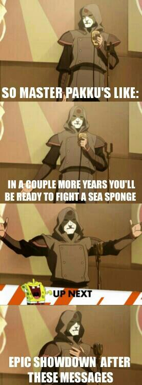 Amon and the Sea Sponge