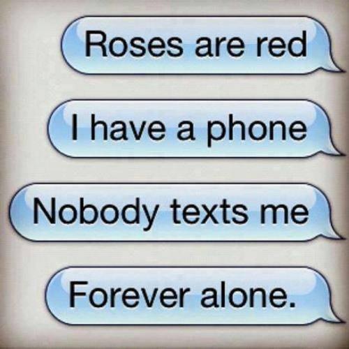 Texting Poem
