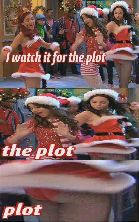 This Plot is Victorious!