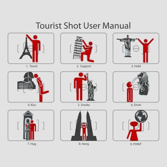 Tourist Shot User Manual