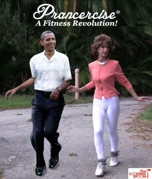 Prancercise Gets Its First Celebrity Endorsement
