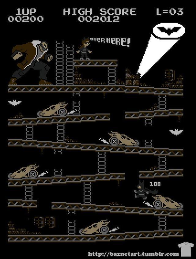 Batman Kong