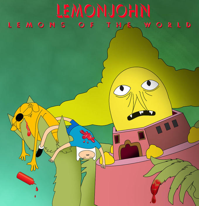 Lemonjohn News of the World