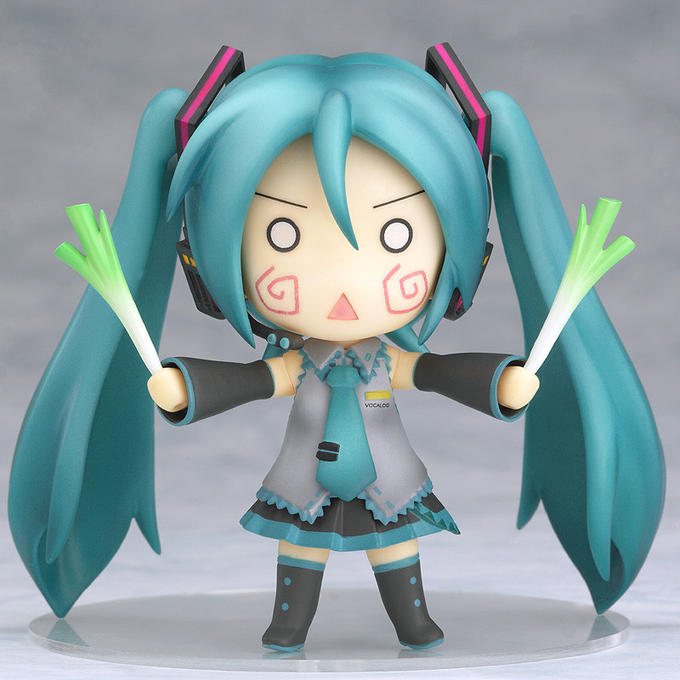 Nendoroid Miku Hatsune: Hachune Face Ver.