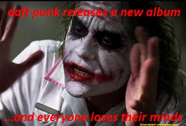 Daft Punk Joker