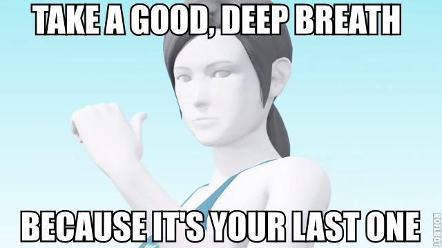 996 wii fit trainer know your meme