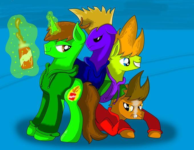 Eddsworld Ponies