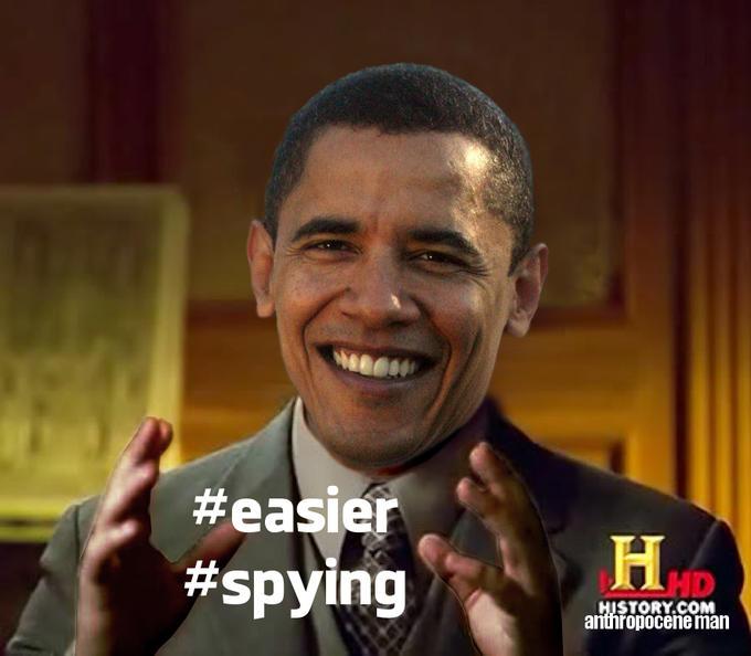 Obama spy