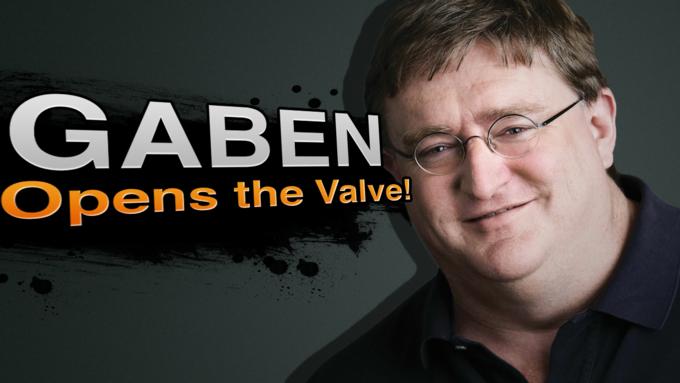 Smash Bros. Newcomer - GABEN opens the valve