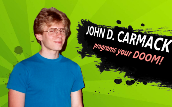 John D. Carmack Enter the Arena