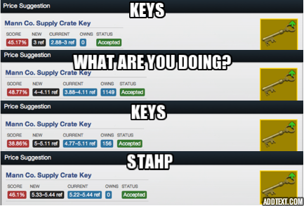 Keys what r u doin stahp