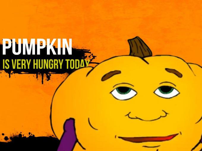Challenger Approaching! : Pumpkin