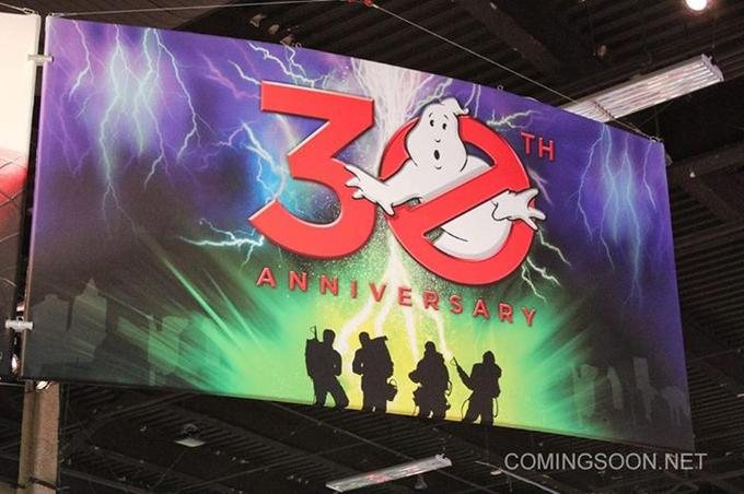 30th Anniversary of Ghostbusters