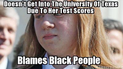 Affirmative Action Fail