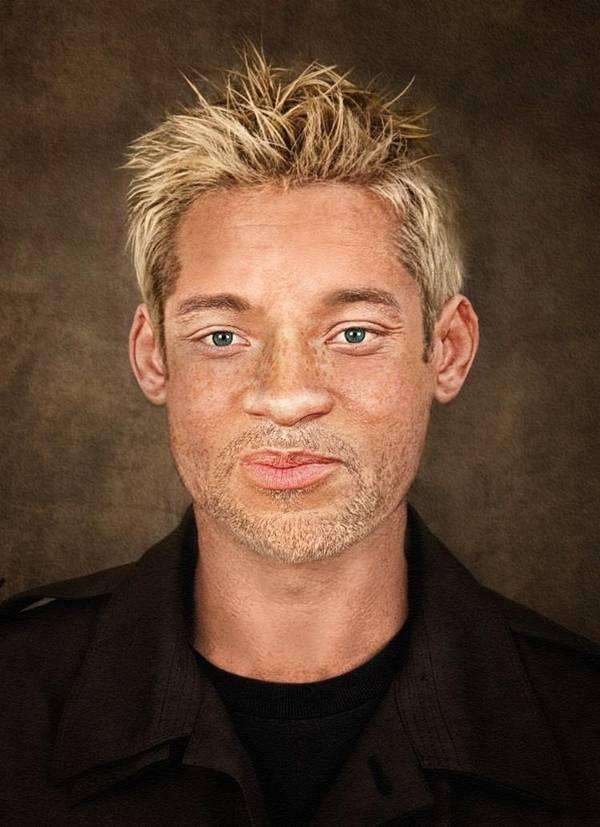 White Will Smith