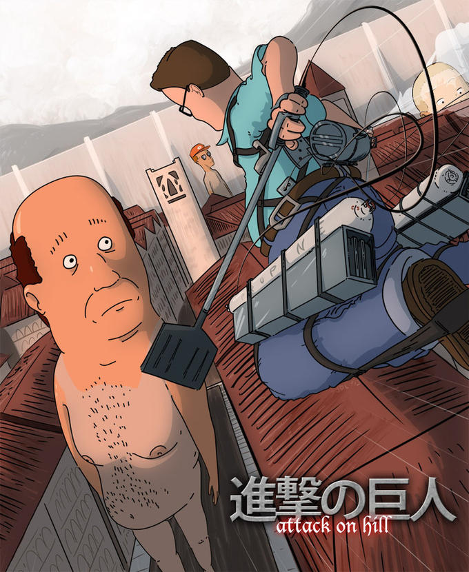 Attack On Hill