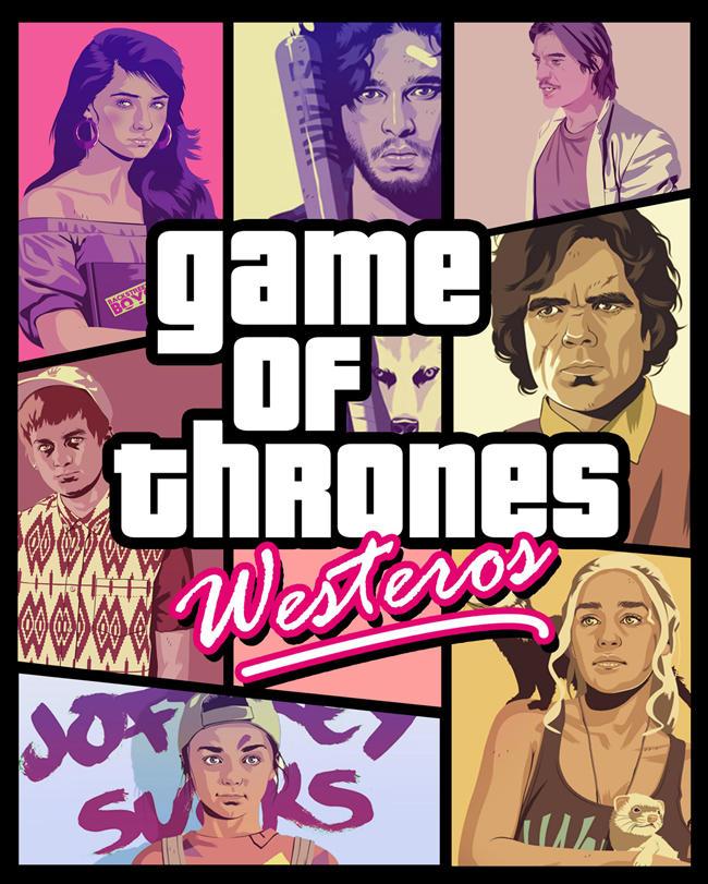 Grand Theft Auto Westeros
