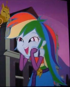 Rainbow Dash Mother Bucker