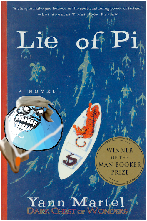 Lie of Pi