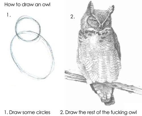 http://knowyourmeme.com/memes/how-to-draw-an-owl?ref=image-entry-link