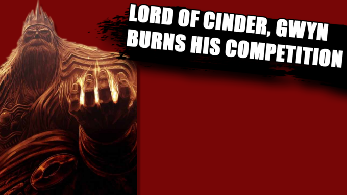 Lord of Cinder,Gwyn