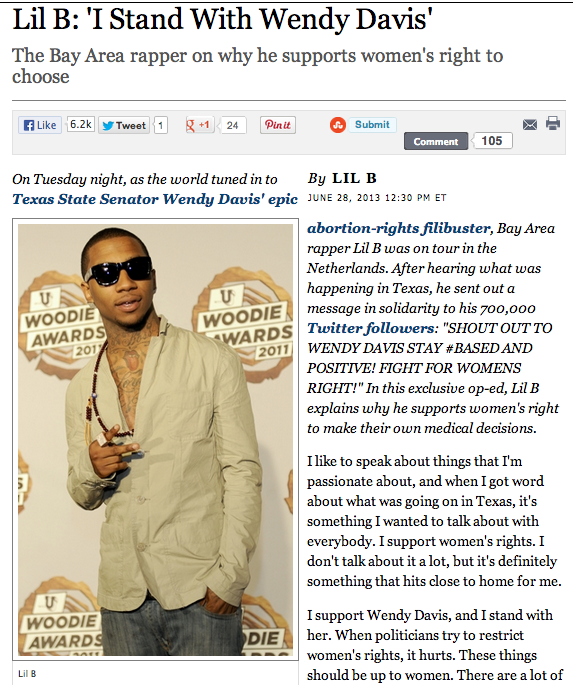 The Based God has spoken