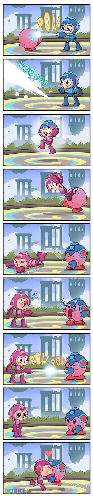 Mega Man Joins Brawl