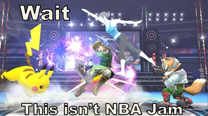Come on and SLAM! Welcome~ to the JAM!