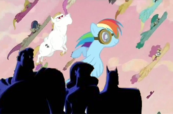 Justice League Equestria