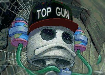 "Smitty Werbenjagermanjensen ""Top Gun Hat"""