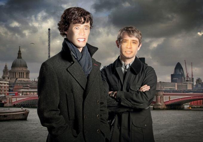 Nicolas Holmes and Nic Watson