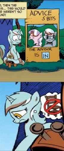 Here Lies Lyra's Hopes and Dreams