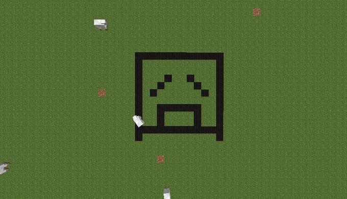 囧 on Minecraft?!?