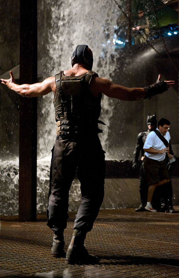 In the way guy Bane