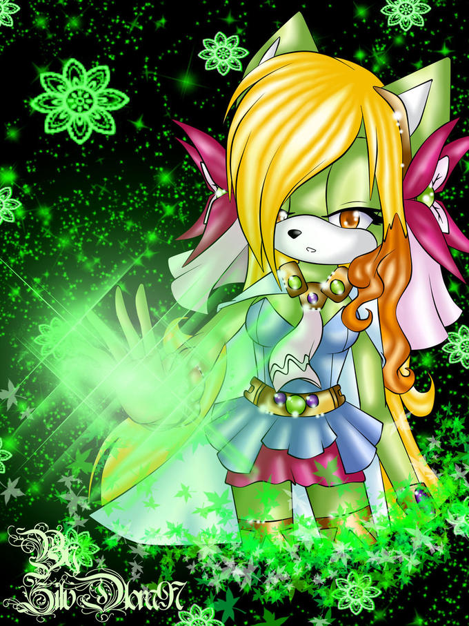 Flora the Magic Wolf (9)