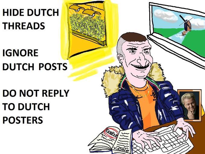 Hide Dutch Threads